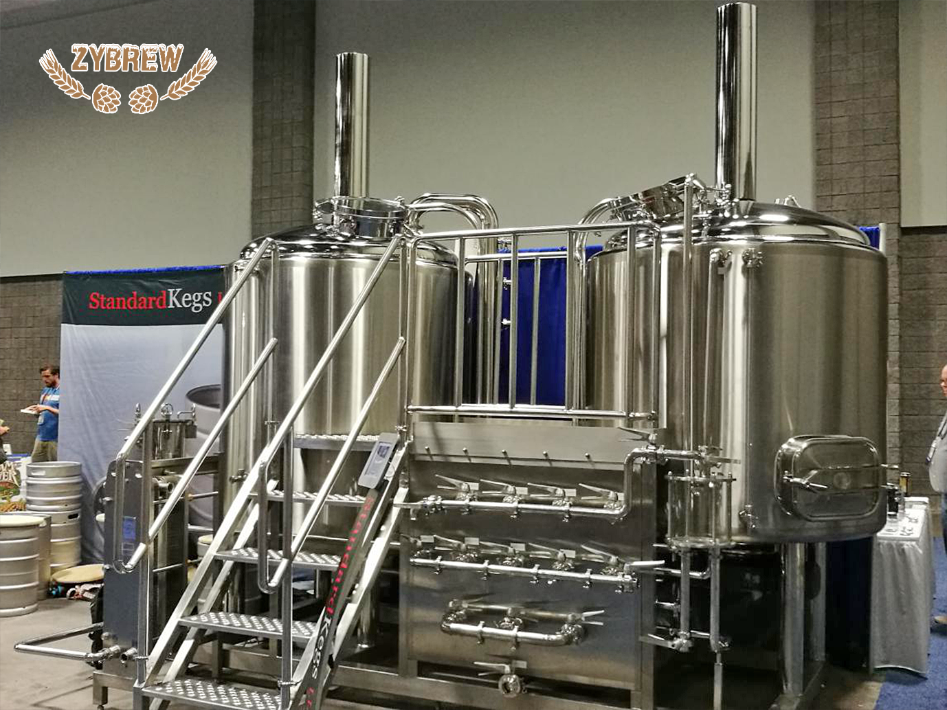 10BBL Two vessel Brewhouse