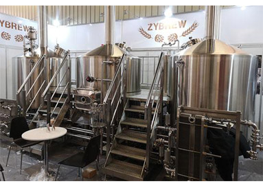 How to remove harmful substances during Brewing?