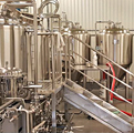 300L Mini brewery Project-Sweden-2015
