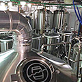 20BBL Micro brewery Project-Canada-2017