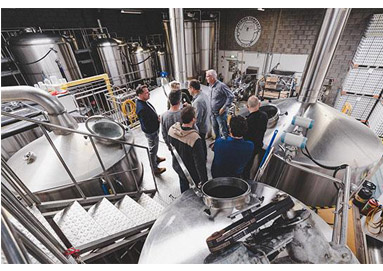 What is the Turnkey Brewing System?