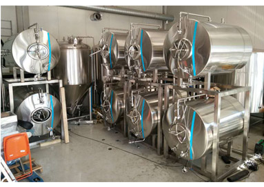 How to Maintain the Steam Boiler in the Brewery?