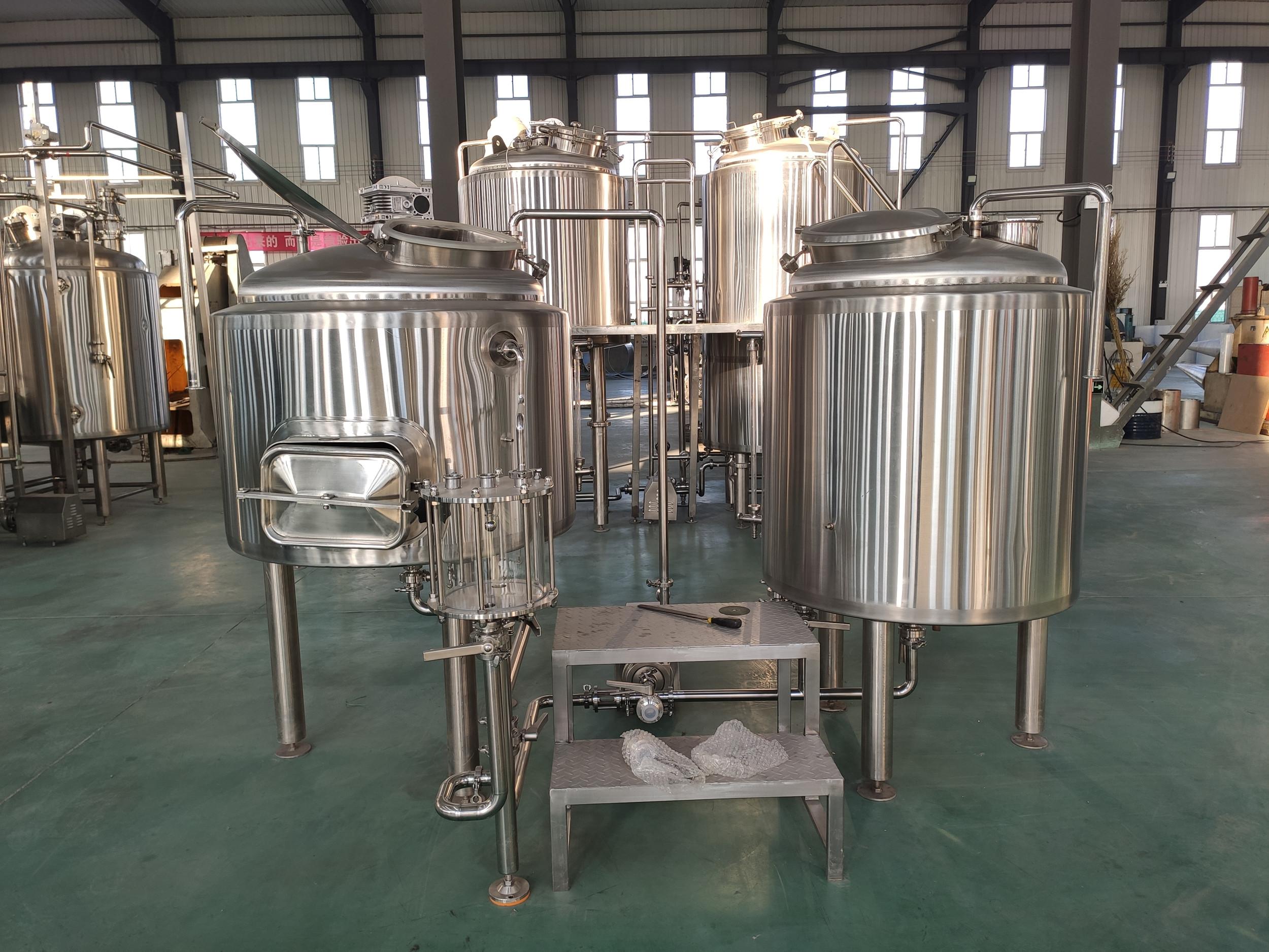 300L  2 vessels brewhosue