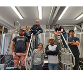 5HL Micro Brewery Project-Belgium-2020