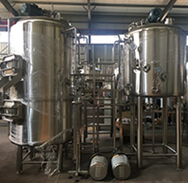5BBL Micro Brewery Project - USA - 2019